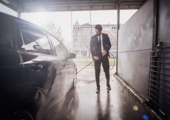 Jak czyścić auto?