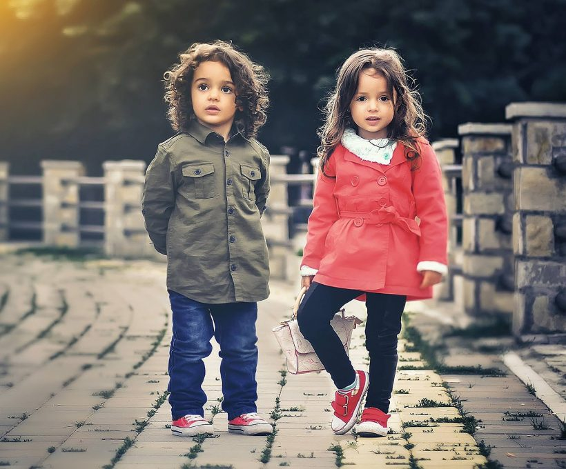 Jak wygotować ubranka dla dziecka?
